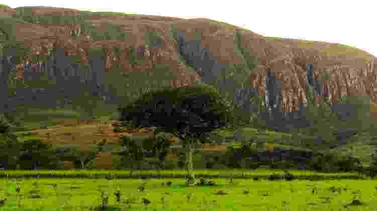 Parque Nacional da Serra da Canastra, em Minas Gerais - Getty Images/iStockphoto - Getty Images/iStockphoto