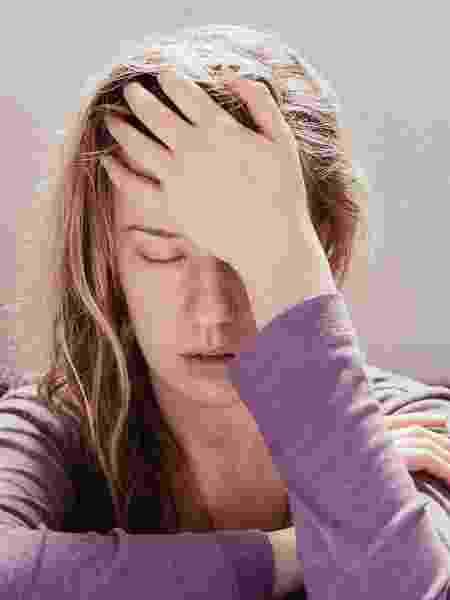 Dores e outros sintomas no corpo podem ser causados por distúrbios emocionais  - iStock