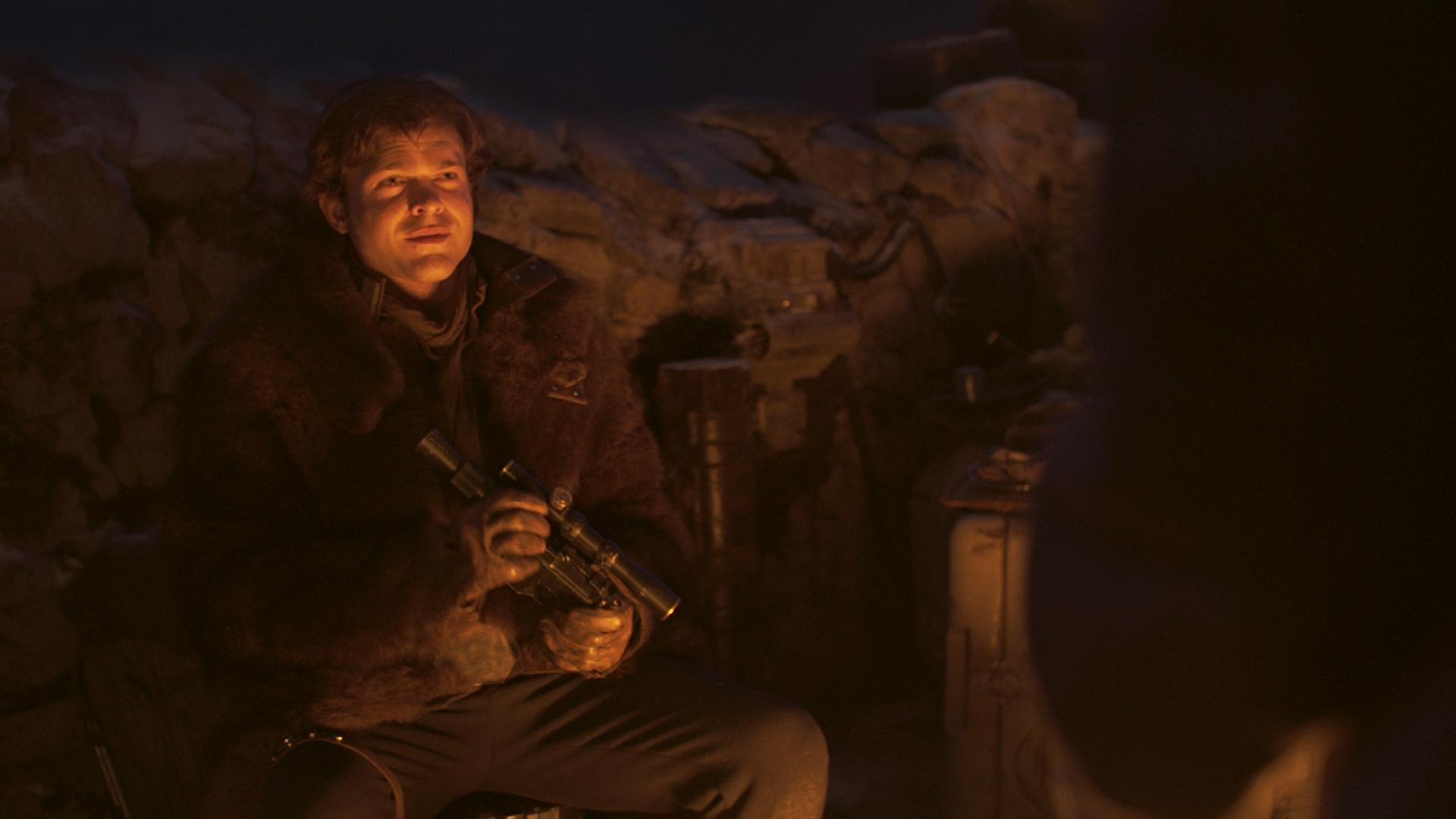 1147bd259 Só a Força pode salvar filme  Han Solo  do fracasso de bilheteria -  30 05 2018 - UOL Entretenimento