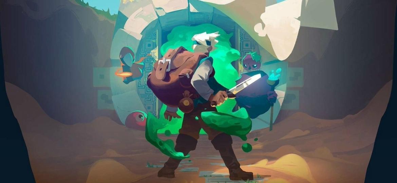 Moonlighter é inspirado em RPGs clássicos   - Divulgação