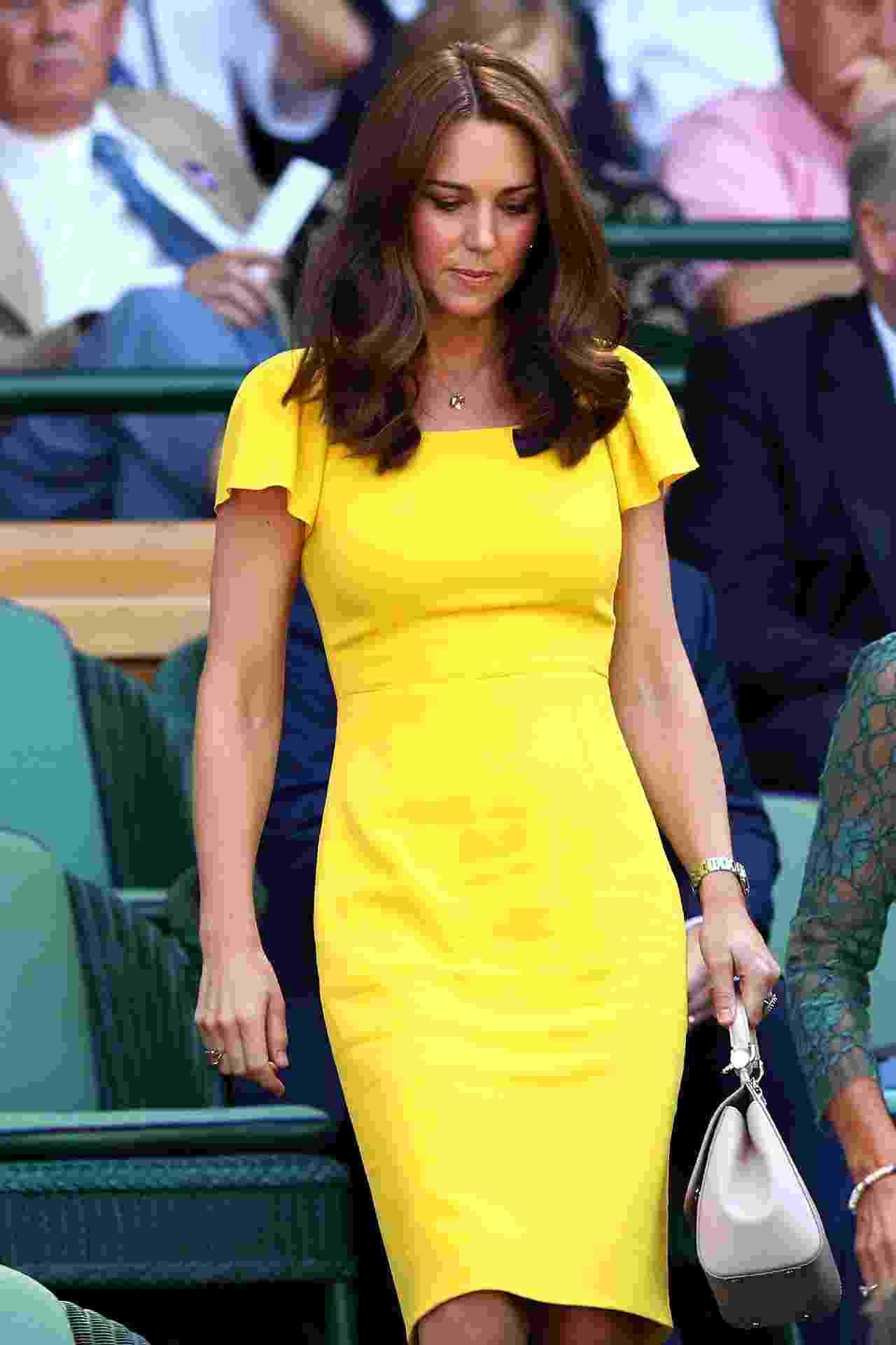 Kate em Wimbledon - Getty Images