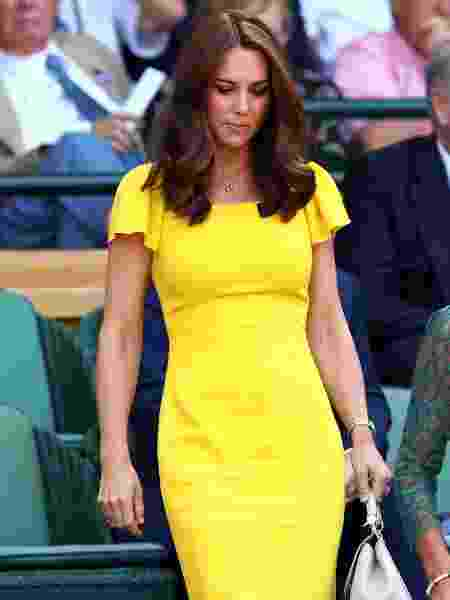 Kate em Wimbledon - Getty Images - Getty Images