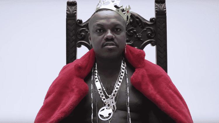 O rapper Djonga - Reprodução - Reprodução