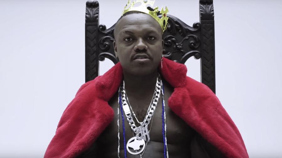O rapper mineiro Djonga foi indicado ao BET Hip Hop Awards de 2020 - Reprodução