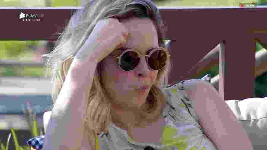 """Ana Paula Renault comenta sobre a primeira festa de """"A Fazenda 10"""" - Reprodução/Playplus"""