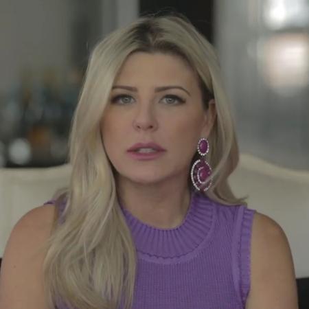 Íris Stefanelli diz que foi assediada por diretor na RedeTV! - Reprodução/YouTube/Canal da Mamma
