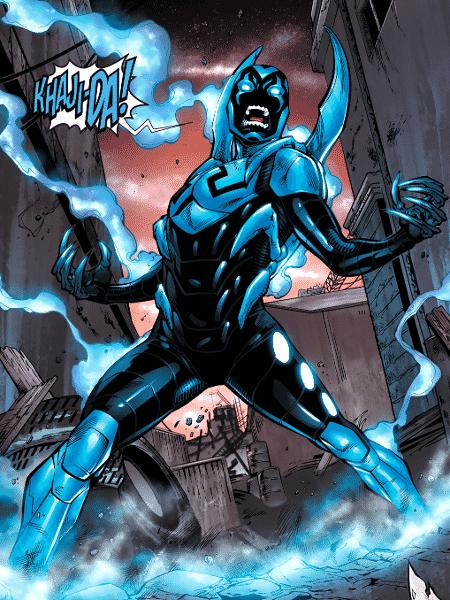 Jaime Reyes é o Besouro Azul na DC - Reprodução