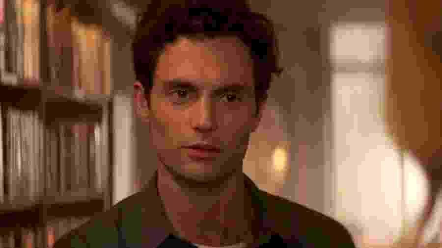 """Penn Badgley em """"Você"""" - Divulgação"""
