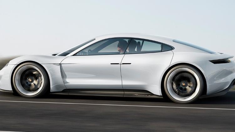 Chega ao país em 2020 | Porsche Taycan será exclusivíssimo e custará mais de R$ 1 mi