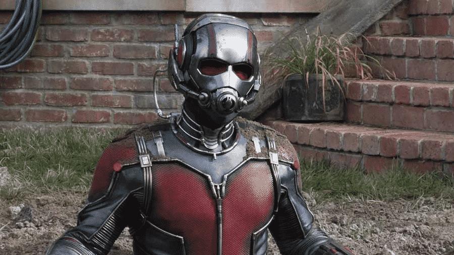 O Homem-Formiga - Reprodução/Marvel