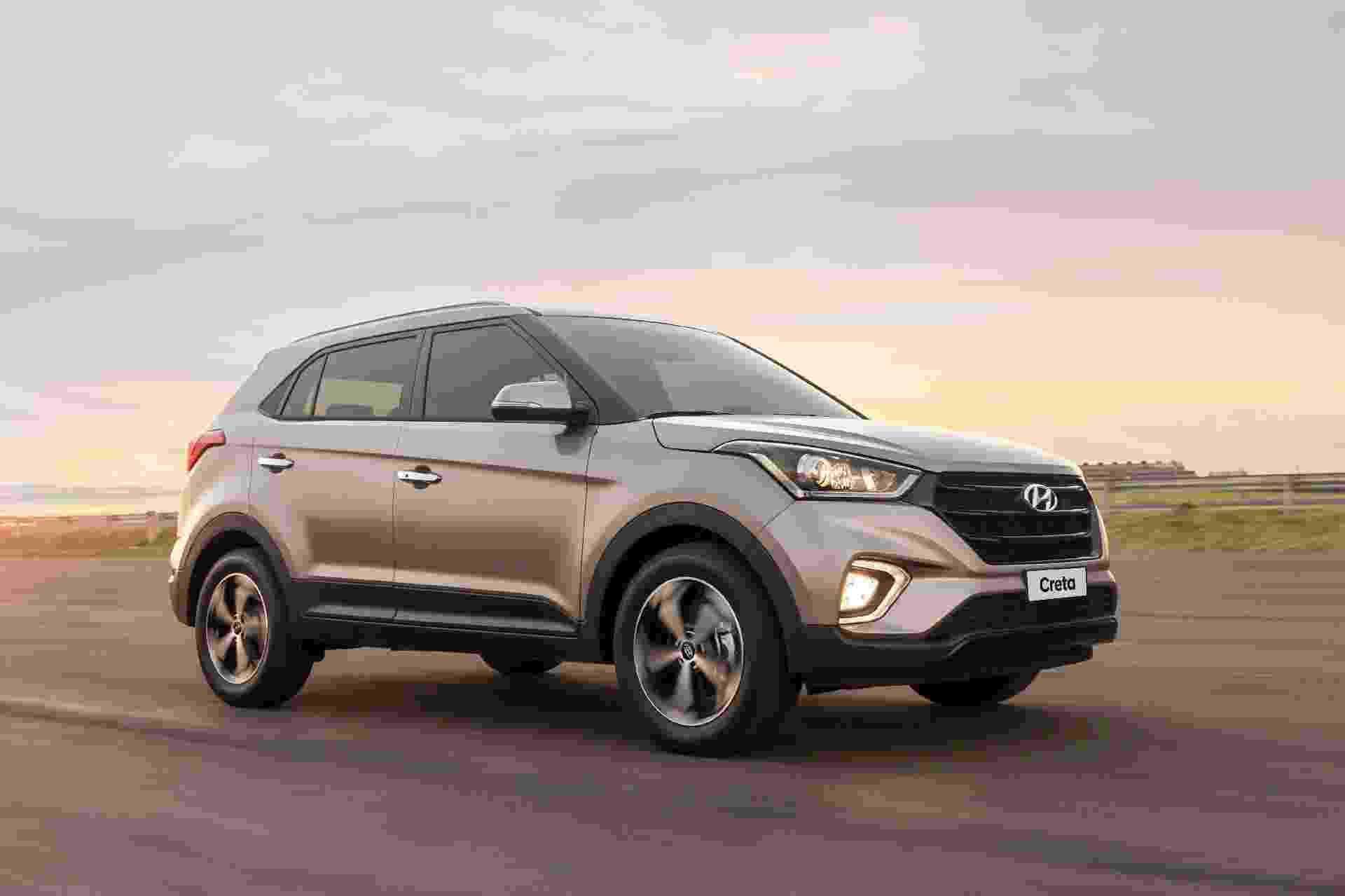 Hyundai Creta 2020 - Divulgação