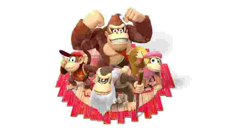 Donkey Kong - Divulgação - Divulgação