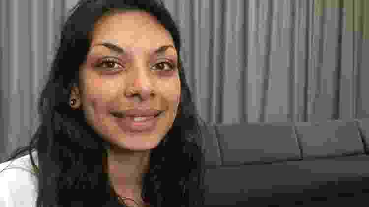 Laura Shah foi diagnosticada com anorexia aos 15 anos de idade - BBC