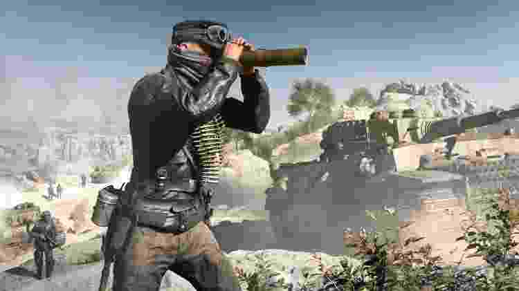 Battlefield V Review 2 - Divulgação - Divulgação