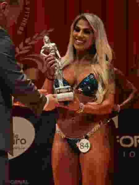 Vanessa Mesquita é campeã no Big Brother Brasil 14 e nos concursos fitness - Reprodução/ Instagram