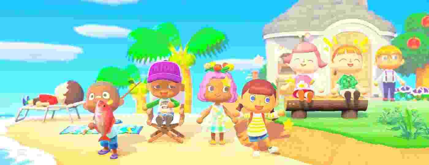 Animal Crossing: New Horizons segue a tradição da série, com criaturas fofas vivendo em harmonia - Divulgação