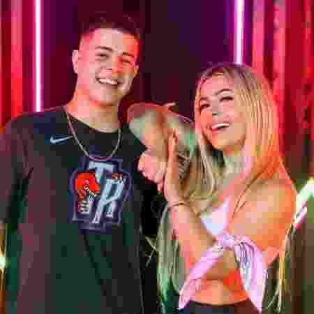 MC Jottapê e Mila se unem para um novo hit - Do UOL, em São Paulo