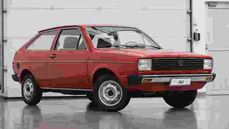VW Gol BX - Divulgação - Divulgação