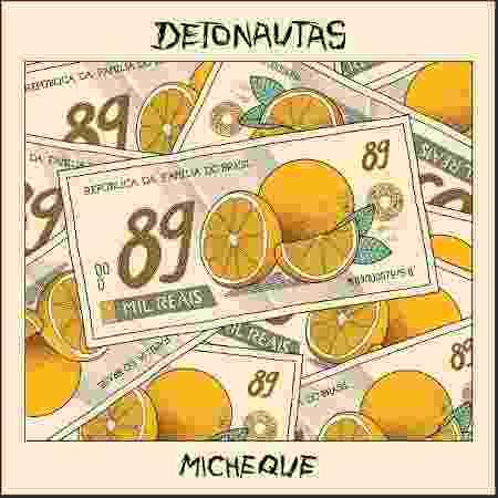Capa do single 'Micheque' - Divulgação - Divulgação