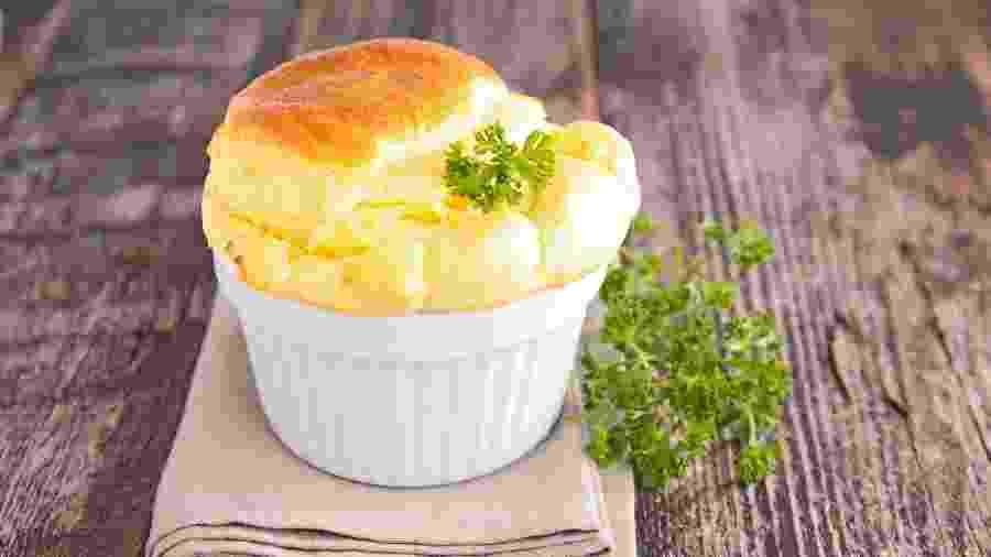 Suflê de queijo - Getty Imates/iStockphoto