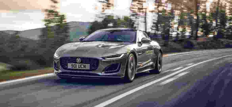 Jaguar F-Type será importado em duas versões de acabamento - Divulgação
