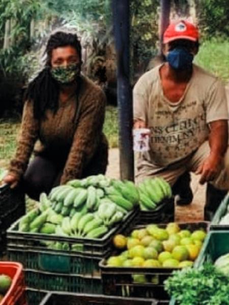 Campanha Tem gente com fome arrecada doações para alimentar famílias na pandemia - Divulgação