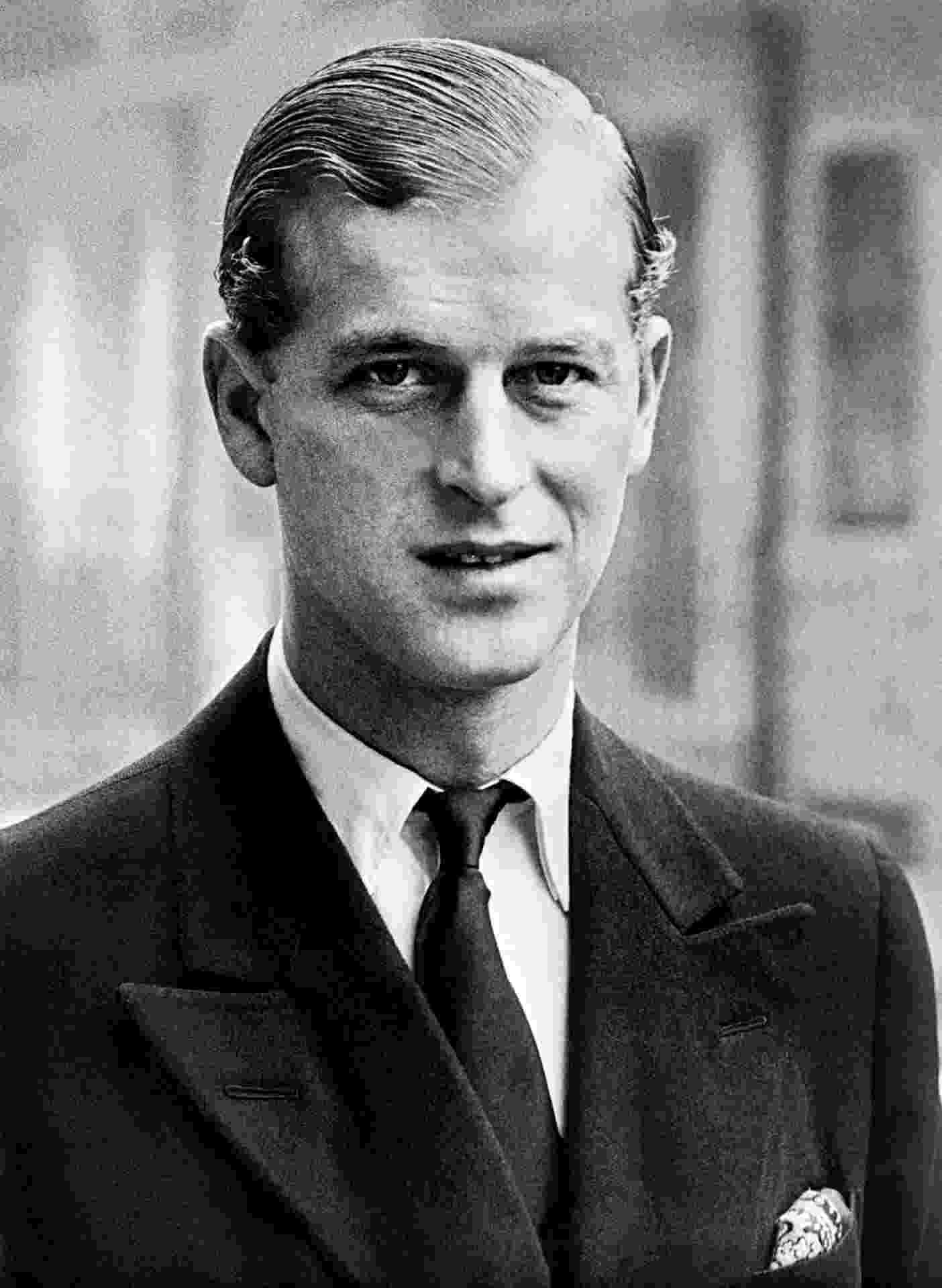 Príncipe Philip - AFP