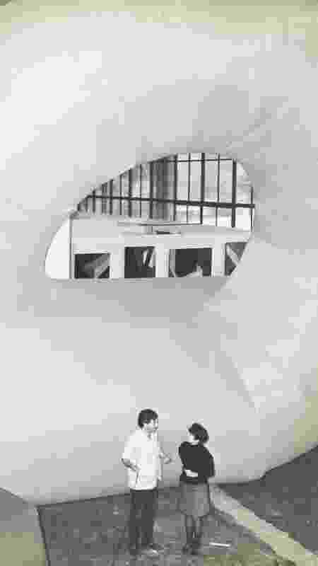 bolha - Autor desconhecido/Fundação Bienal de São Paulo/Arquivo Histórico Wanda Svevo - Autor desconhecido/Fundação Bienal de São Paulo/Arquivo Histórico Wanda Svevo