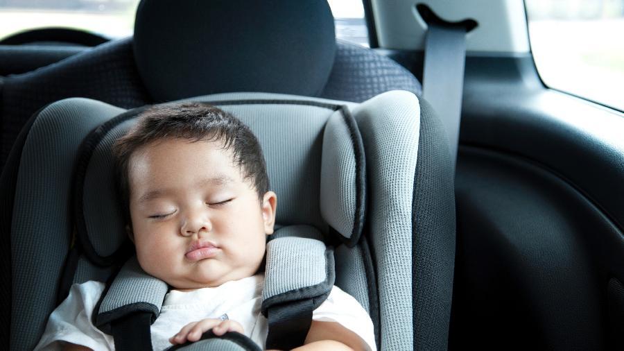 O mau uso e a inadequação do tamanho do acessório à idade do bebê são duas das principais causas de ineficácia do produto - Getty Images