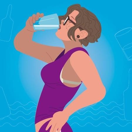 Mais disposição, redução de acnes e intestino regulado são alguns dos benefícios  - Di Vasca/UOL