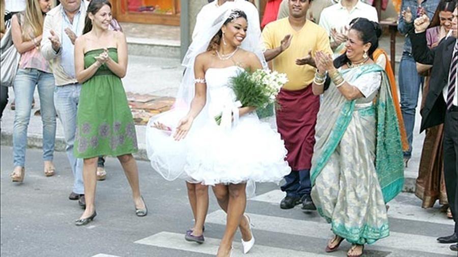 noiva em fuga - suellen caminho das índias