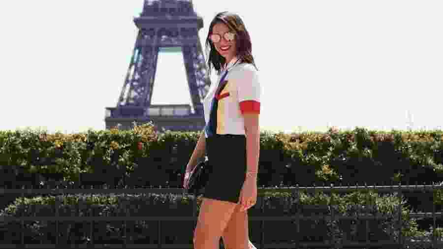 Bruna Marquezine em Paris - Reprodução/Instagram