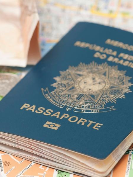 Passaporte brasileiro - Getty Images