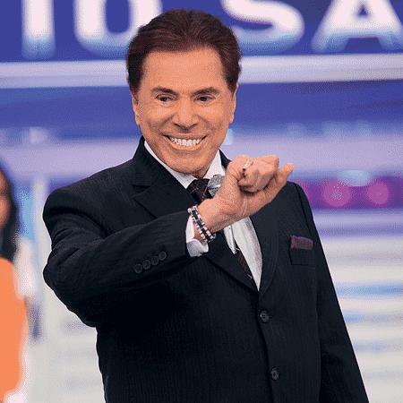 O apresentador Silvio Santos - Divulgação/SBT