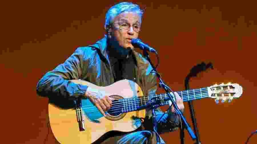 Caetano Veloso lançou música com o filho Tom Veloso para comemorar 78 anos - Manuela Scarpa/Brazil News