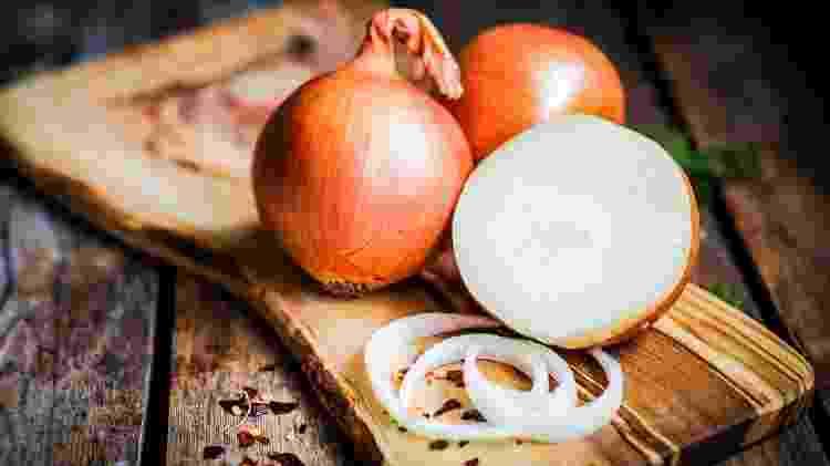 Quem come cebola tem 14% menos chances de desenvolver um câncer - iStock