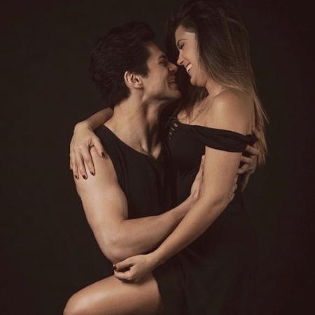 Lucas Veloso e Nathalia Melo - Reprodução/Instagram/nathaliaamelo
