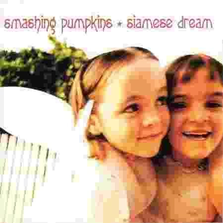 """Capa de """"Siamese Dream"""", dos Smashing Pumpkins - Reprodução - Reprodução"""