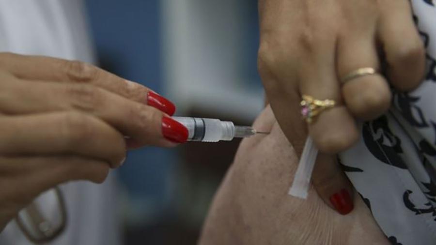 Campanha nacional de vacinação contra a gripe começa nesta segunda (12) - Marcello Casal Jr./Agência Brasil