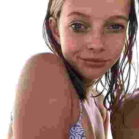 Gwyneth Paltrow posta foto da filha, Apple - Reprodução/Instagram
