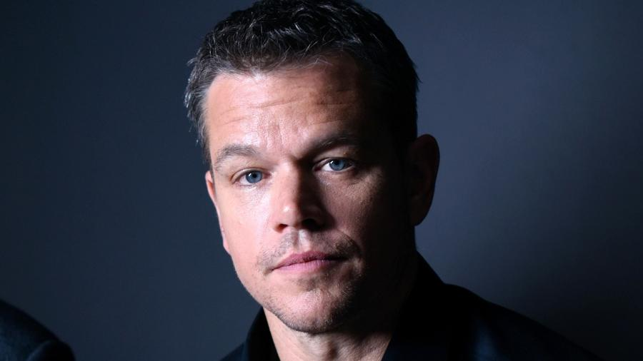 O ator Matt Damon  - Getty Images