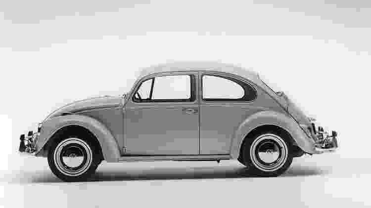 Volkswagen Fusca - Divulgação - Divulgação