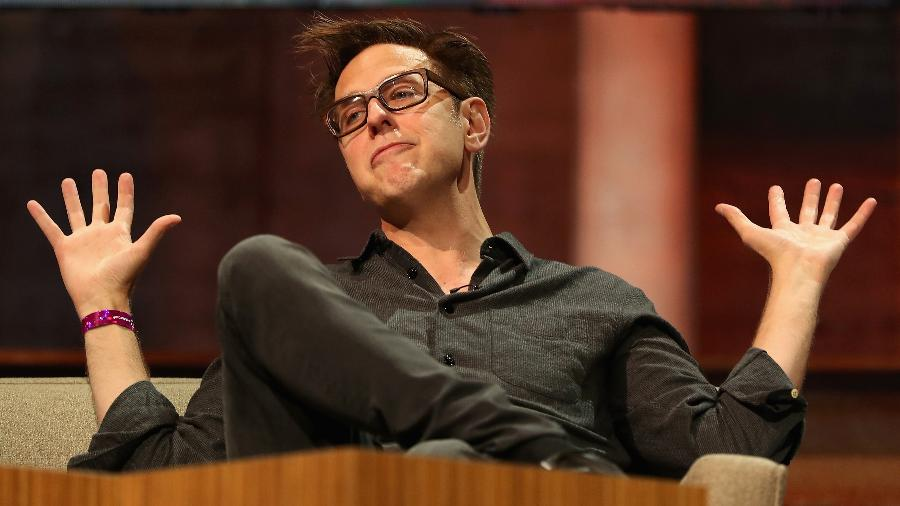 "James Gunn, diretor de ""Guardiões da Galáxia"" e ""Guardiões da Galáxia Vol. 2"" - Christian Petersen/Getty Images"