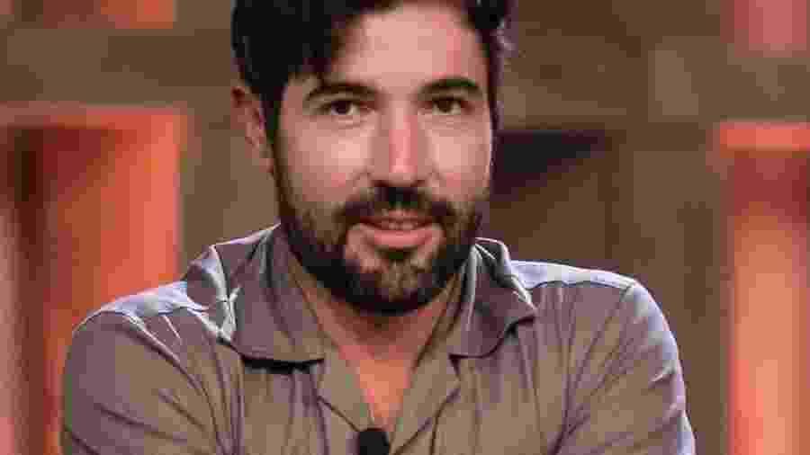 """Sandro Pedroso é um dos participantes de """"A Fazenda 10"""" - Edu Moraes/Record TV"""