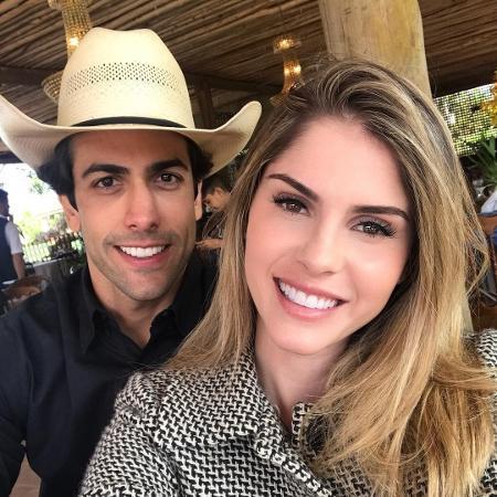 Barbara Evans e Gustavo Theodoro - Reprodução/Instagram