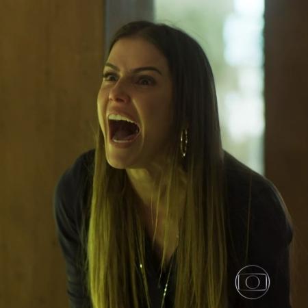 """Karola (Deborah Secco) passou por momentos dramáticos em """"Segundo Sol"""" - Reprodução/Globo"""