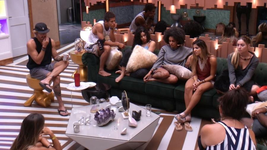 Brothers falam sobre as compras da semana - Reprodução/GloboPlay
