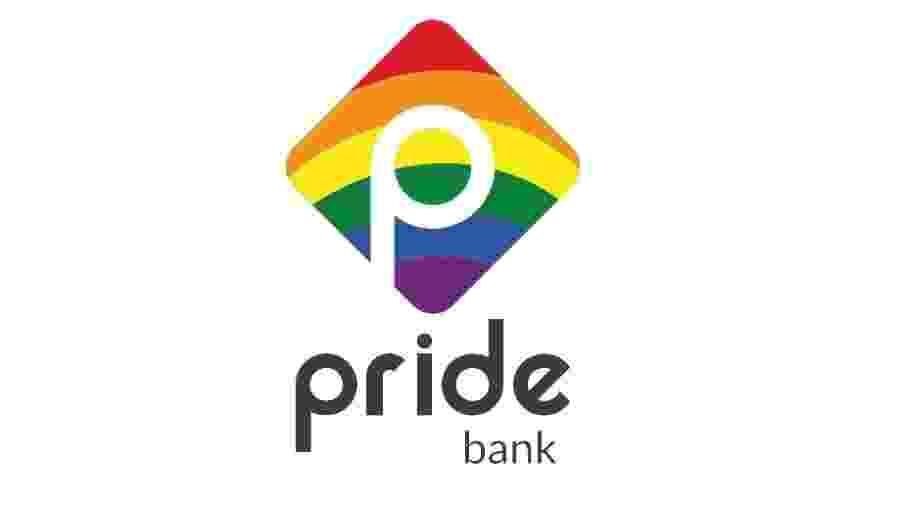 Logo do Pride Bank - Divulgação
