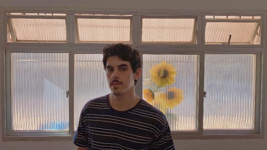 Jefferson Sousa é jornalista, pesquisador e cineasta - Arquivo Pessoal