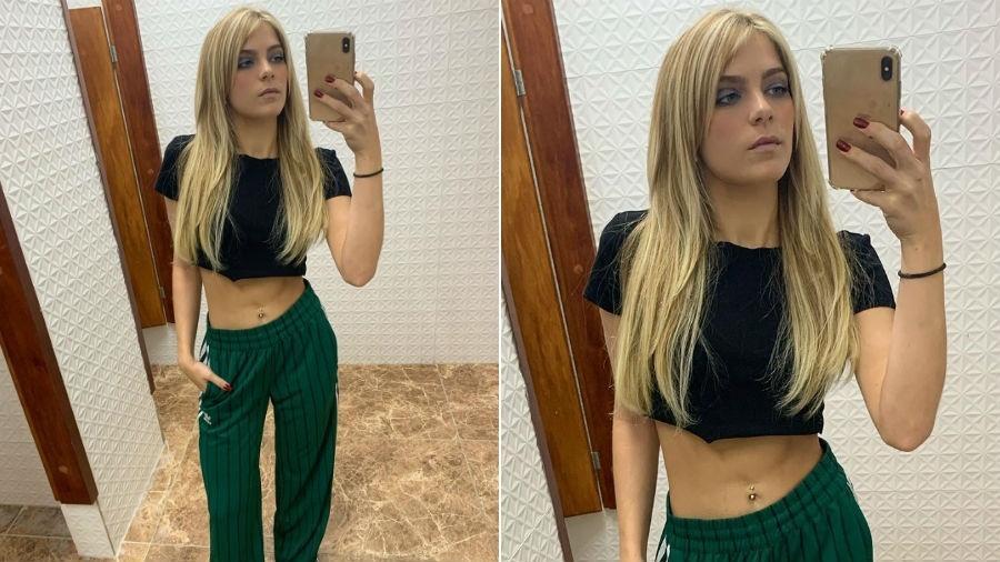 Isabella Santoni - Reprodução/Instagram